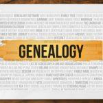 Genealogy sign