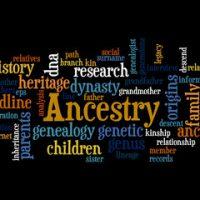 Ancestry sign